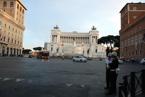 Piazza Venezia - Il Vittoriano