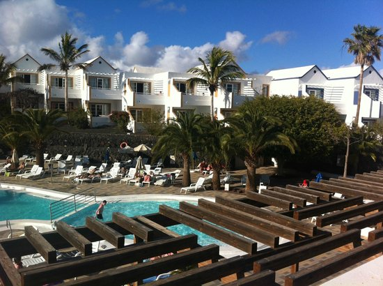 Apartamentos THe Morromar: Pool