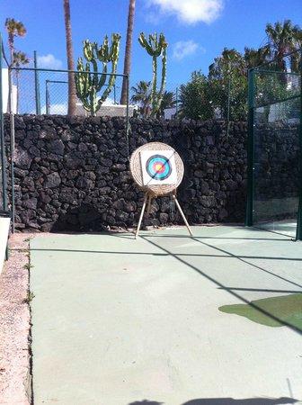 Apartamentos THe Morromar: Archery