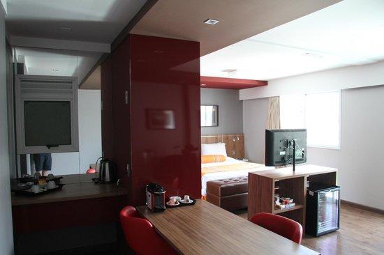 Quality Suites Botafogo: Room 2