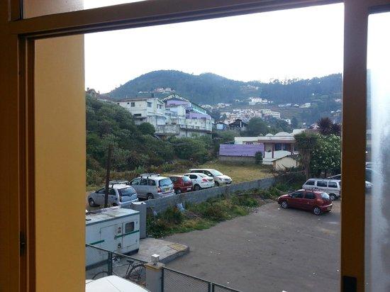 Meadows Residency - Ooty: View from My Room @ Meadows Residency, Ooty