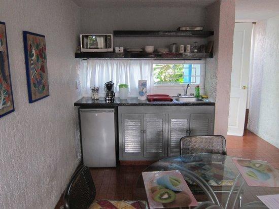 Villas Las Anclas: Dining area