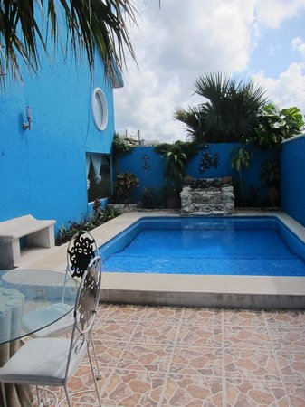Villas Las Anclas: Swimming pool