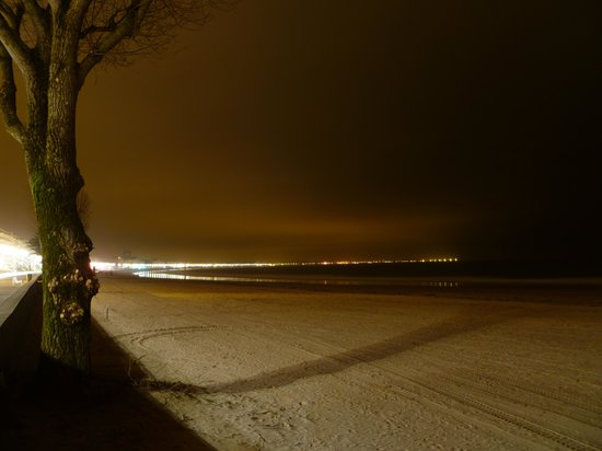 Hotel Les Pleiades - La Baule : La Baie de nuit