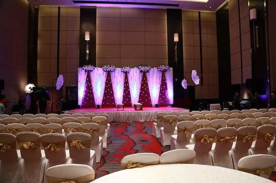 JW Marriott Hotel Pune: Sabha 3 Hall