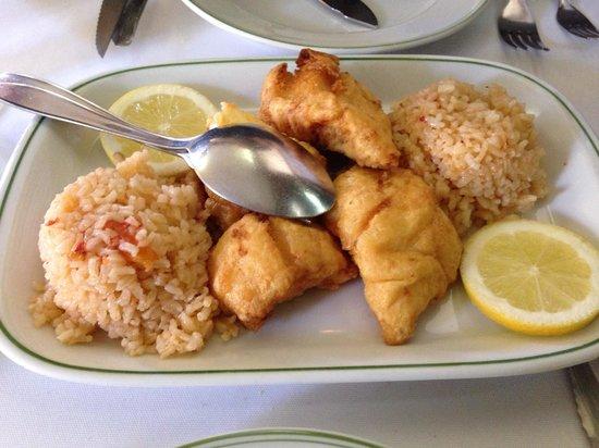 Restaurante Apeadeiro: Pez Espada