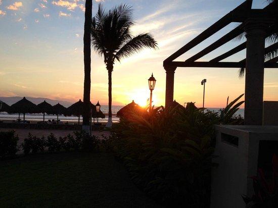 Occidental Nuevo Vallarta: first club area