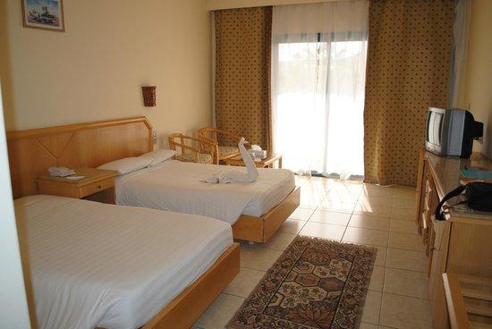 Sharm Cliff Resort: Room