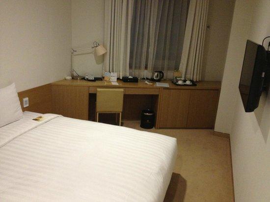 Aventree Hotel Jongno: Номер