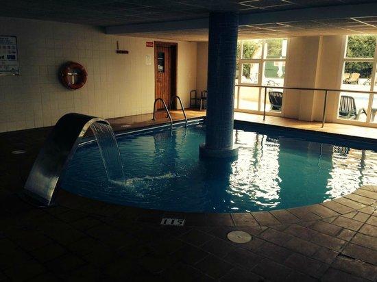 Hotel Ibersol Son Caliu Mar: Indoor pool/ spa