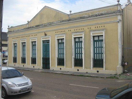 Amapa Joaquim Caetano da Silva History Museum