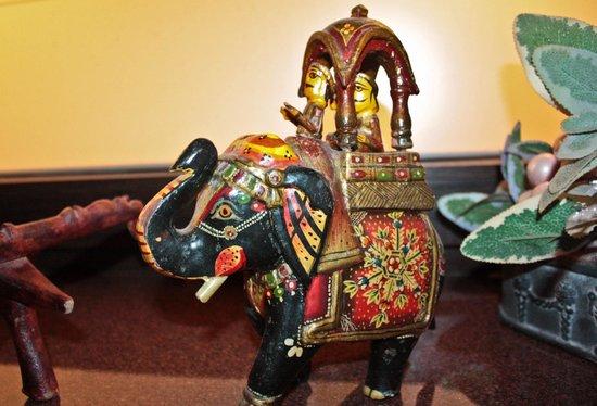 Khajuraho: Элемент интерьера