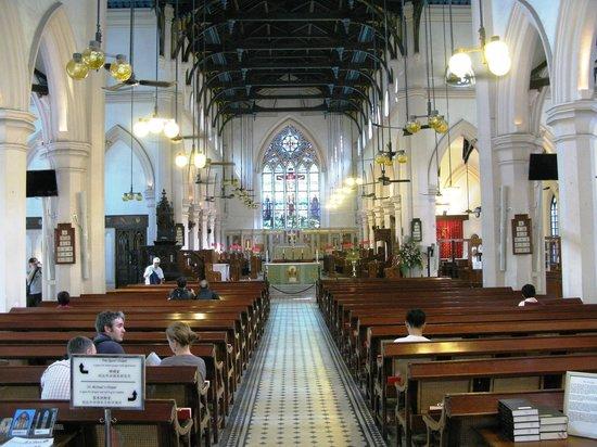 St. John's Cathedral: Interior shot