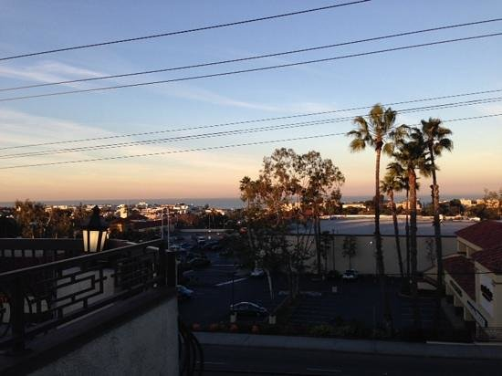 Hampton Inn & Suites Hermosa Beach: ocean view