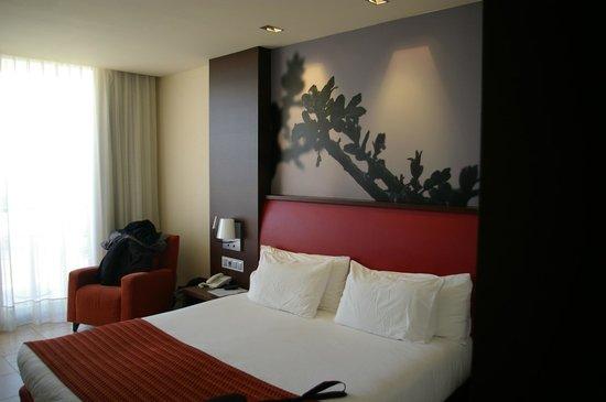 Hotel Mas Solà: Habitación