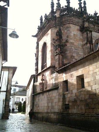 Cathedral of Santa Maria de Braga: Braga e suas ruelas