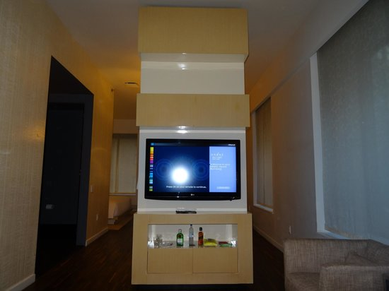 Andaz Wall Street: Suite