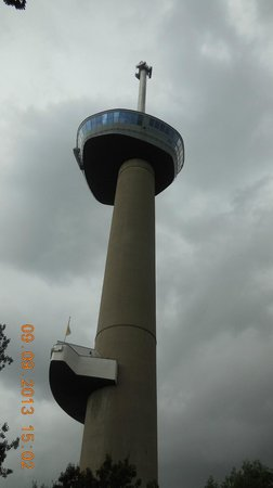 Euromast Tower: Евромаст