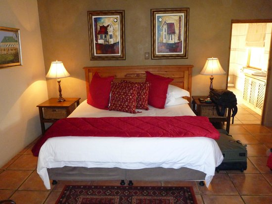 De Denne Country Guest House: Honeymoon Suite