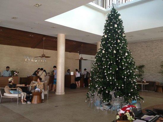 The Westin Siray Bay Resort & Spa Phuket: Lobby