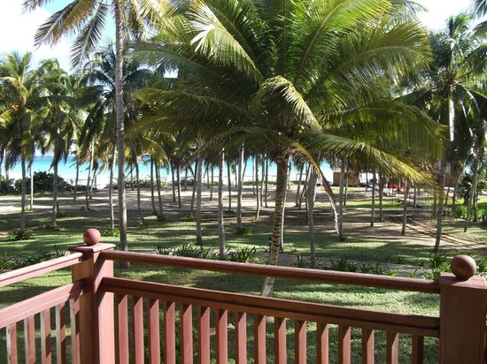 Hotel Colonial Cayo Coco : View from Room 3338