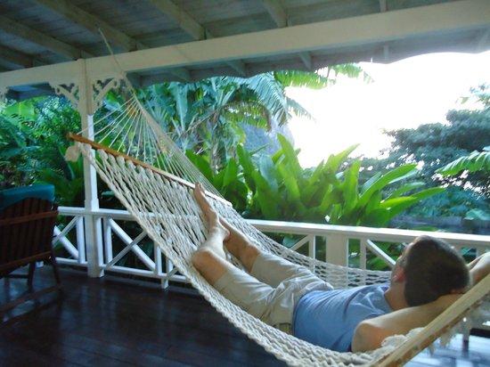 Stonefield Estate Resort: lounging