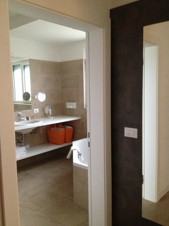City Hotel Meran: Ванная комната