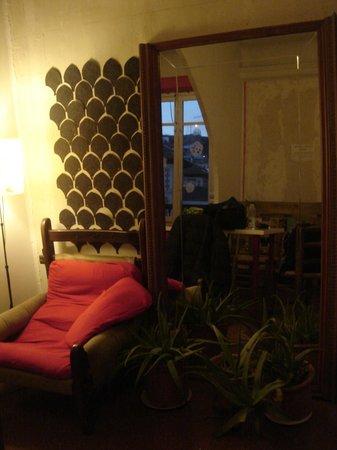 Itinere Hostel: Sala de estar piso 2