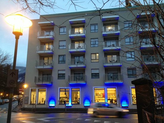 City Hotel Meran: Отель