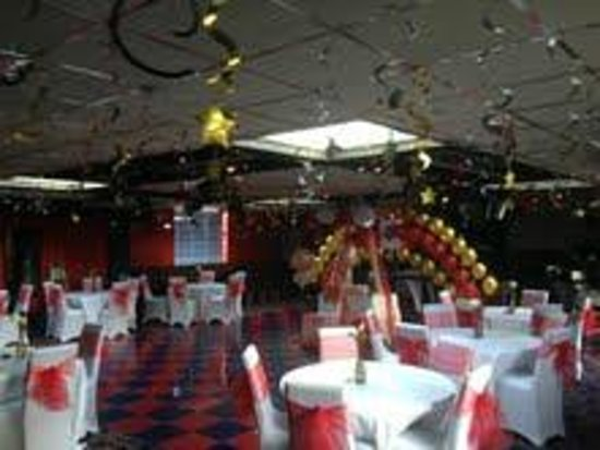 Feast Junction: Upstairs Function Room can be used for any occasion. Holds up to 200 people.
