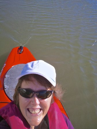 Outside Hilton Head: oh how i love to kayak