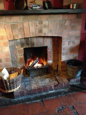The Punch Bowl Inn: fire