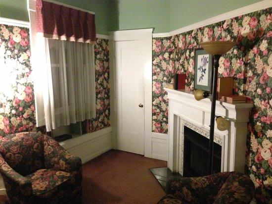 White Swan Inn: Habitación