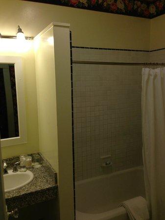 White Swan Inn: Baño