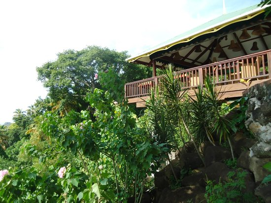 Stonefield Estate Resort : restaurant