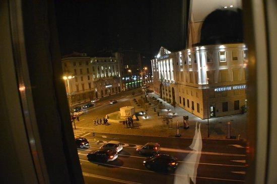 BEST WESTERN Hotel Cappello D'Oro: vista desde la habitacion