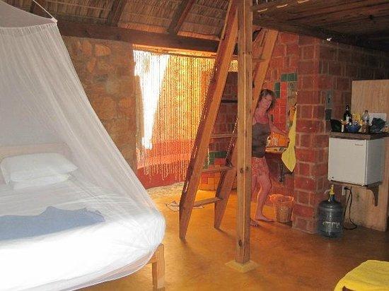 "La Loma Linda: Bungalows, Yoga and Feldenkrais : Interior of ""Sol"""