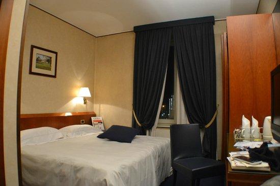 BEST WESTERN Hotel Cappello D'Oro: habitacion