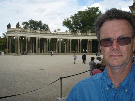 Schloss Sanssouci: Still waiting