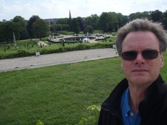 Schloss Sanssouci: More view