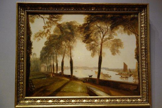 National Gallery of Art: Turner: Northlake Terrace