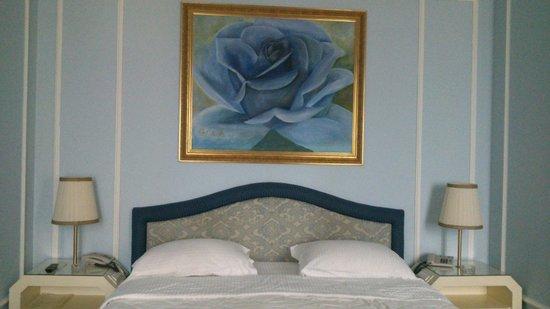Grande Albergo delle Rose : bedroom