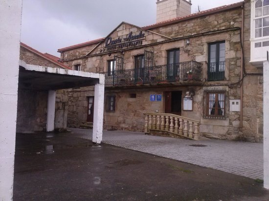 Camarinas, Spain: Atractivo restaurante