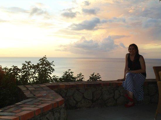 Stonefield Estate Resort : amazing sunsets daily