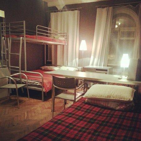 Sonett Regata Hostel: 2х местный