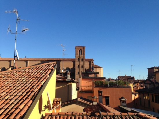 Art Hotel Novecento: Room with a view