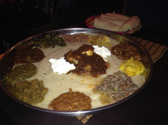 Blue Nile Restaurant: Blue Nile special (to share)