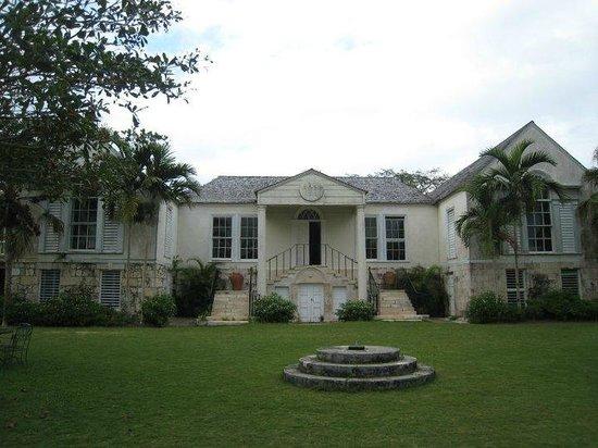 Good Hope Plantation: The Great House