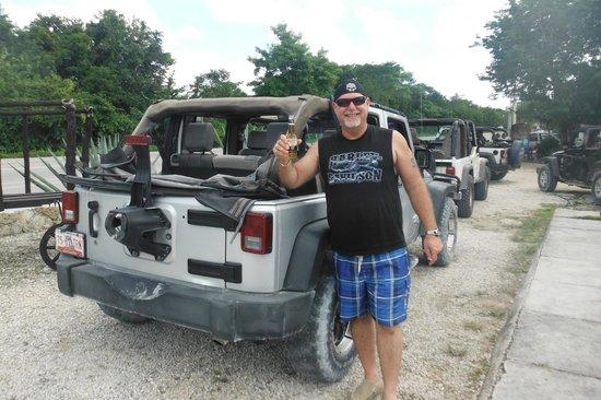 Pantera Jeep Tours: great Jeep ride around the island!!!!