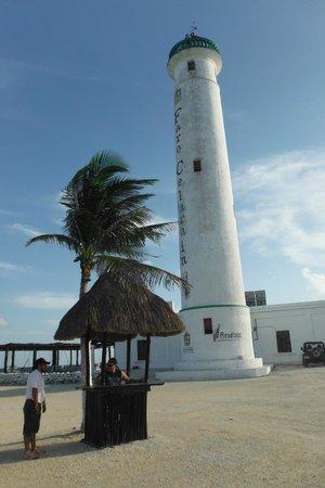 Pantera Tour: Punta Sur tower